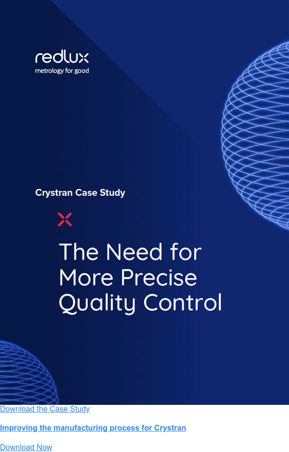 Download the Case Study  Improving the manufacturing process for Crystran Download Now