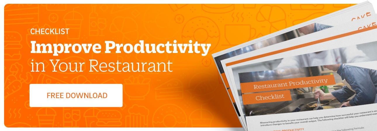 restaurant-productivity-checklist