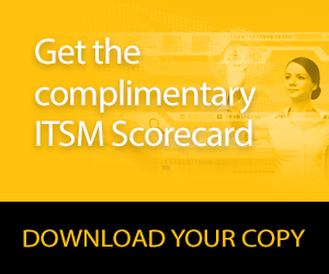 ITSM Scorecard for IT Services