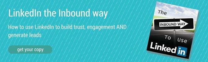 LinkedIn the Inbound way