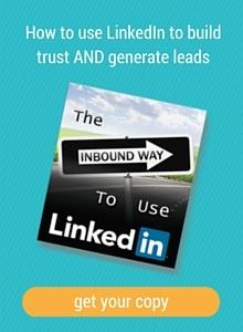 LinkedIn the inbound way eBook