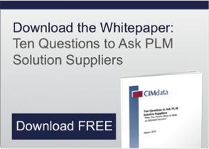 PLM Solution Suppliers