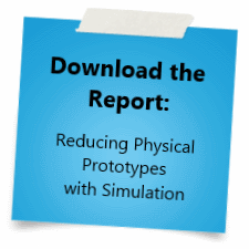 Reduce physical prototypes with simulation