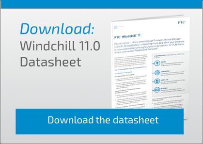 Windchill 11 Datasheet