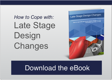 Late Stage Design Changes eBook CTA
