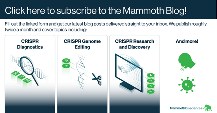 Click here to subscribe to the Mammoth Blog!