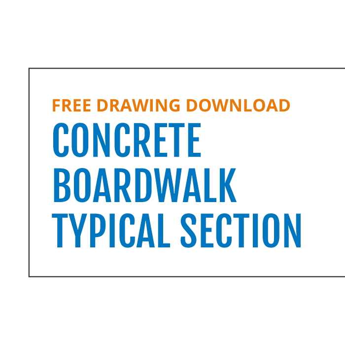 download-concrete-boardwalk-typical-section