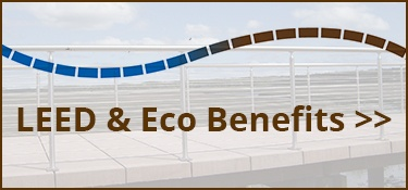 Eco and LEED Benefits