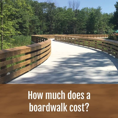 How Much Does A Boardwalk Cost