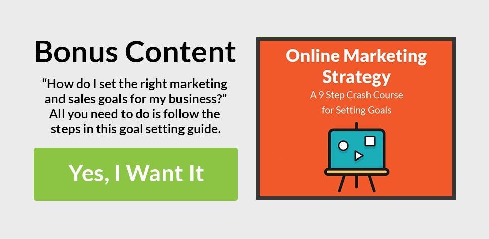 Bonus Content: Free PDF Online Marketing Strategy
