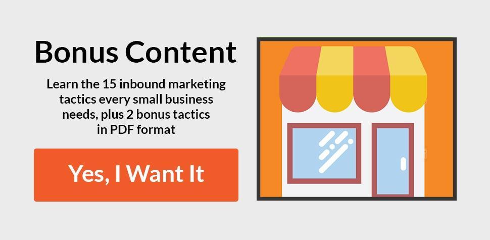 Download Our Free PDF Inbound Marketing Tactics PDF