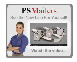 PSMailers - See the new line for yourself! Click here to see more.
