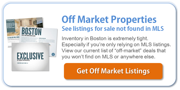 boston real estate off market listings