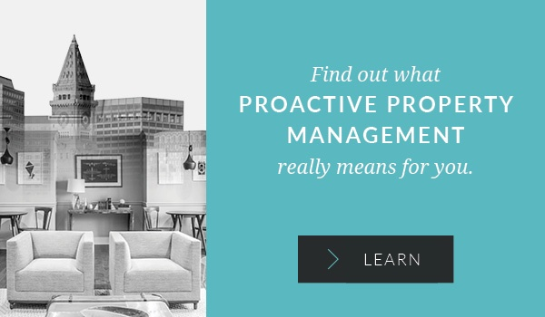 Proactive Property Management CTA