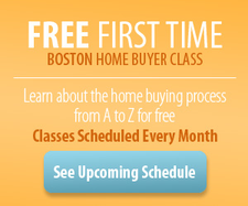 Boston First Time Home Buyer Class