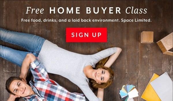 Home Buyer Class Invite