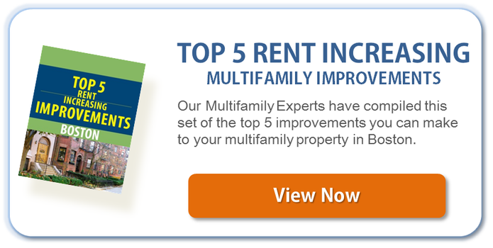 5 Multifamily Improvements