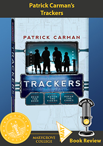 Book Talk Review 2 - Trackers by Patrick Carman