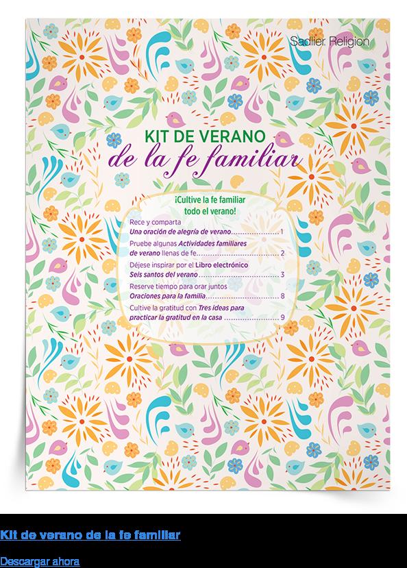 Kit de verano de la fe familiar Descargar ahora