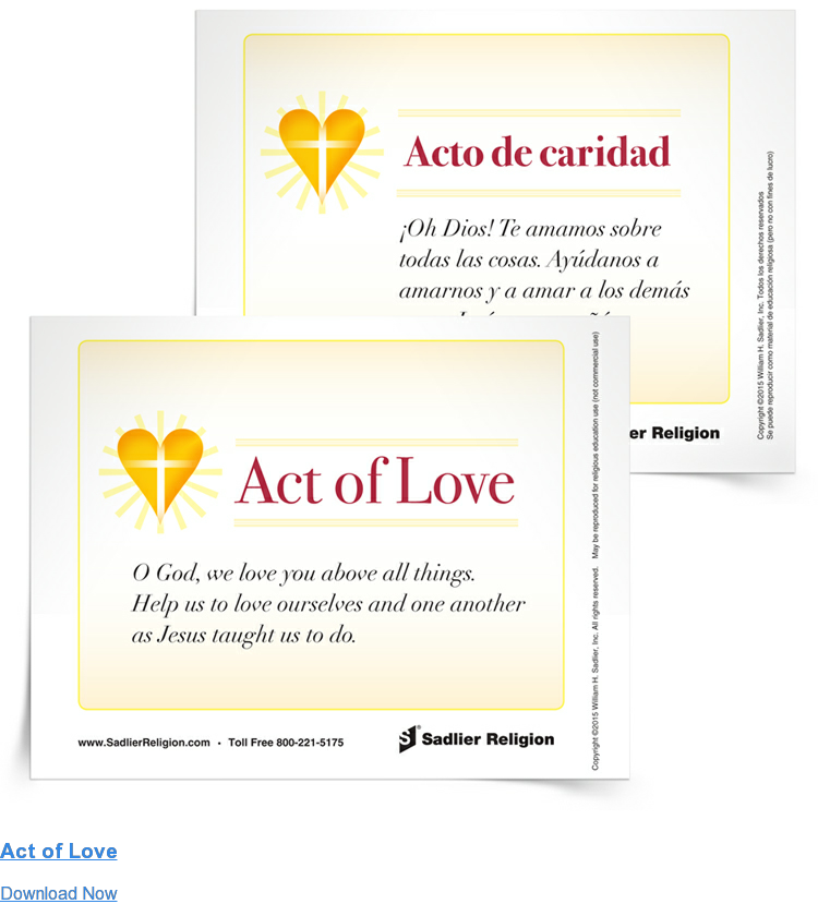 Act of Love Download Now