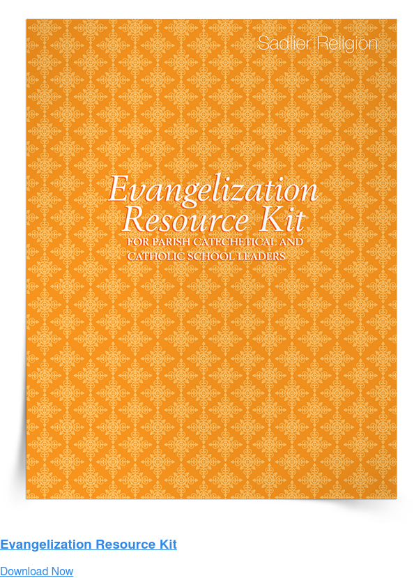 Evangelization Resource Kit Download Now