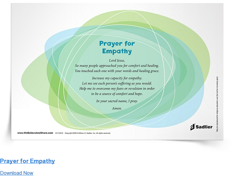 Prayer for Empathy Download Now