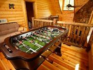 helen ga cabins with game tables