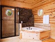 Helen GA Cabins With Jacuzzi Tubs