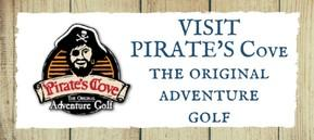 Miniature Golf Pirate's Cove
