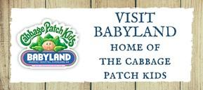Cabbage Patch Kids - Things To Do