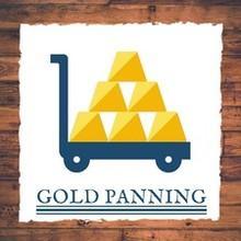 Gold Panning in helen ga