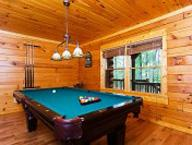 Helen GA Cabins With Pool Tables