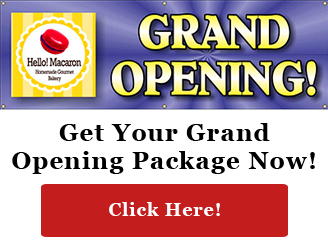 Grand Opening Package