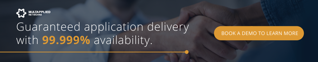 Guaranteed application delivery with 99.99% availability