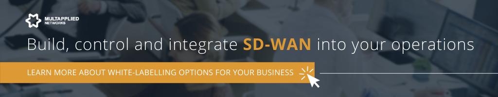 Build, control and integrate SD-WAN into your operations