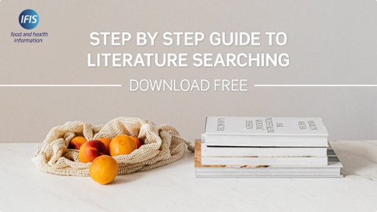 Download the IFIS Guide to Literature Searching