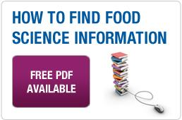 Food Science Information | IFIS Publishing
