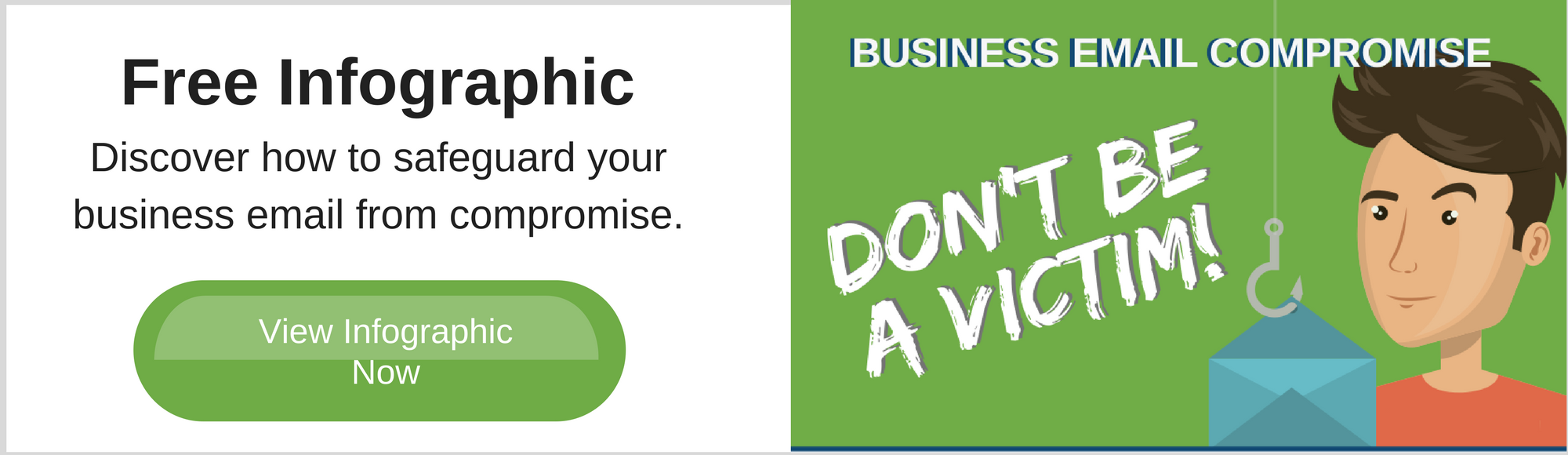 Business Email Compromise Graphic