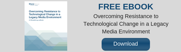 EBook Overcoming Resistance to Technological Change in a Legacy Media Environment