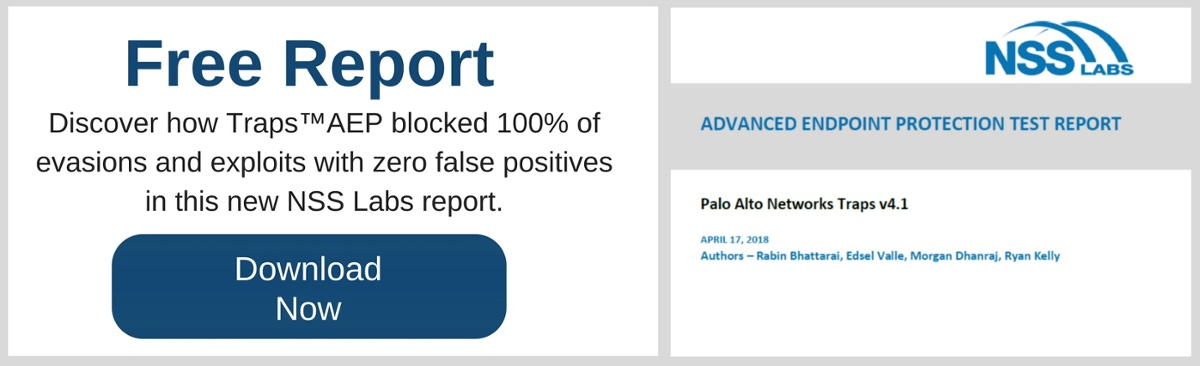 NSS Labs Advanced Endpoint Protection (AEP) Report