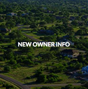 New Owner Info