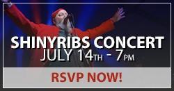 Shinyribs Concert RSVP