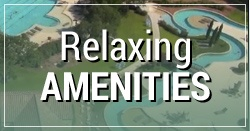 Relaxing Amenities