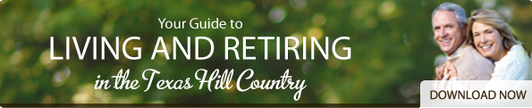 living in the texas hill country retirement guide