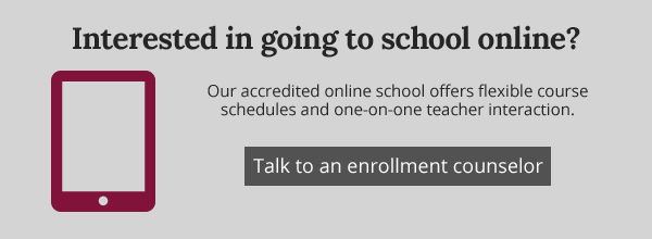 Online schooling options for high school