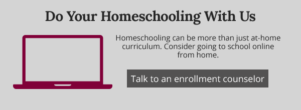 Online Homeschool with Sterling Academy