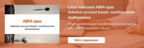 Lataa maksuton ABM-opas