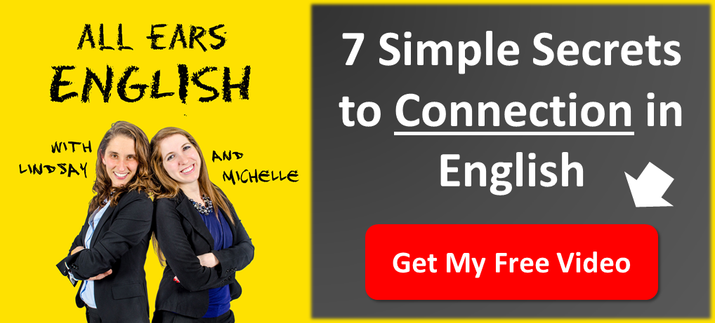 free video lesson 7 simple secrets to connection in English