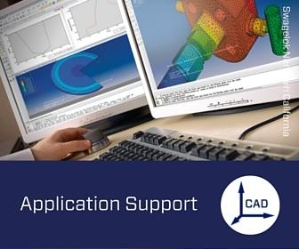 Learn about application support services