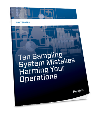 White Paper: Ten Sampling System Mistakes Harming Your Operations